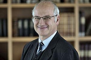 Dekan Prof. Volker Wohlgemuth