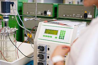 Messgerät im Labor